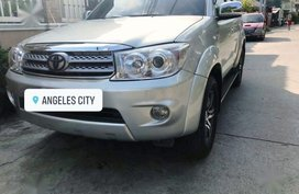 2010 Toyota Fortuner for sale in Angeles
