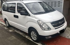2010 Hyundai Grand Starex for sale in Quezon City