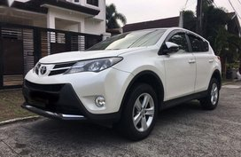 2013 Toyota Rav4 for sale in Manila