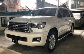 2019 Toyota Sequoia for sale in Quezon City