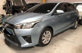Selling Toyota Yaris 2016 Hatchback in Mandaue
