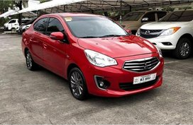 Selling Red Mitsubishi Mirage G4 2018 in Pasig