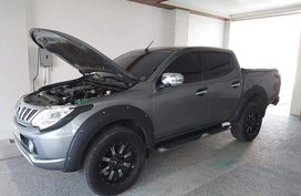 Sell 2nd Hand 2015 Mitsubishi Strada Truck at 55000 km