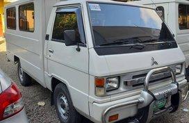 White 2011 Mitsubishi L300 Manual Diesel for sale