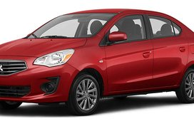Mitsubishi Mirage G4 2019 Sedan for sale
