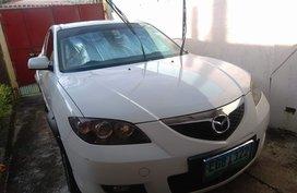 White Mazda 3 2012 for sale in San Pedro