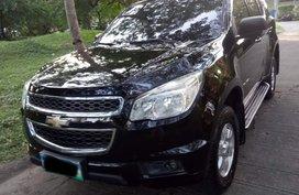 Black 2013 Chevrolet Trailblazer Manual Diesel for sale