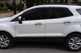 White 2014 Ford Ecosport for sale in Paranaque