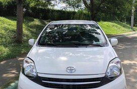 Toyota Wigo 2016 for sale in Dasmariñas