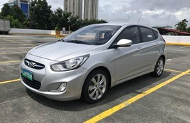 Selling Hyundai Accent 2014 Hatchback in Quezon City