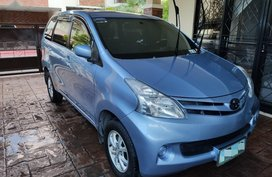 2012 Toyota Avanza for sale in Las Piñas