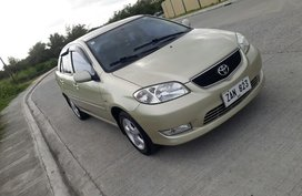 2005 Toyota Vios for sale in Parañaque
