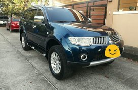 2009 Mitsubishi Montero for sale in Magalang