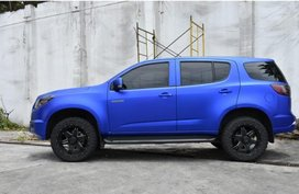 Chevrolet Trailblazer 2012 for sale in Manila