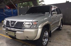 2001 Nissan Patrol for sale in Marikina