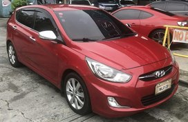 Selling 2014 Hyundai Accent Hatchback in Pasig