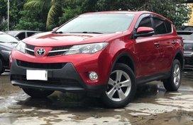 2014 Toyota Rav4 for sale in Manila
