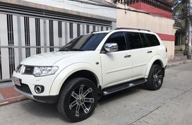 2013 Mitsubishi Montero Sport for sale in Manila