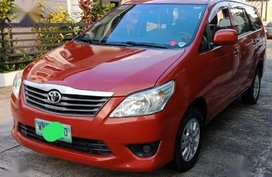 Toyota Innova 2013 for sale in Quezon City