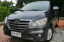 2015 Toyota Innova for sale in Manila