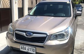 2014 Subaru Forester for sale in Antipolo