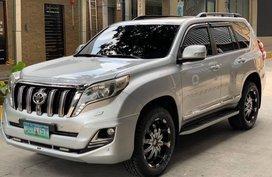 2013 Toyota Land Cruiser Prado for sale in Valenzuela