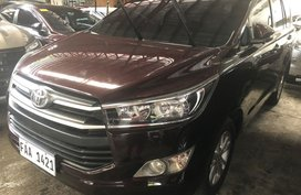 Sell 2016 Toyota Innova in Quezon City