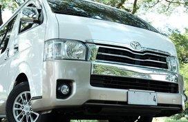 Toyota Hiace 2016 for sale in Dasmariñas