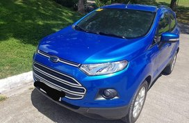 2017 Ford Ecosport for sale in Cebu City