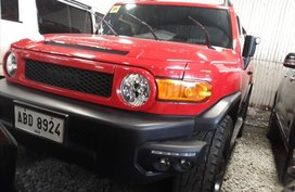 2016 Toyota Fj Cruiser for sale in Manila