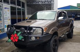 2006 Toyota Hilux for sale in Lingayen