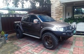 2012 Mitsubishi Strada for sale in Quezon City