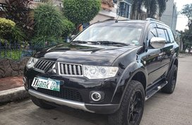 Mitsubishi Montero 2012 for sale in Quezon City
