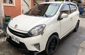 2014 Toyota Wigo for sale in Muntinlupa