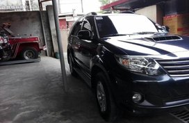 Toyota Fortuner 2014 for sale in Pasig