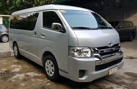 2016 Toyota Grandia for sale in Quezon City