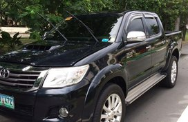 2013 Toyota Hilux for sale in Quezon City