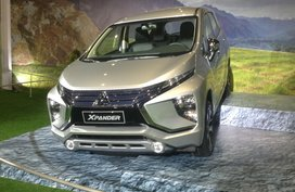 2019 Brand new Mitsubishi Xpander Automatic February