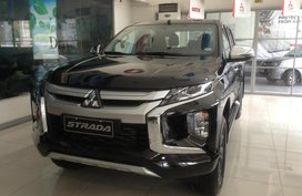Brandnew Mitsubishi Strada October Promo Black