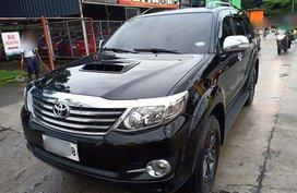 2015 Toyota Fortuner 2.5G M/T Diesel