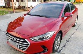 Used Hyundai Elantra 1.6L 2017 for sale in Marikina