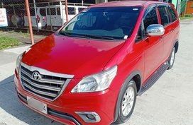 Used Toyota Innova 2.5E 2015 for sale in Marikina