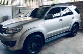 Used Toyota Fortuner G 4x2 A/T 2.5D4D 2012 for sale in Cebu City