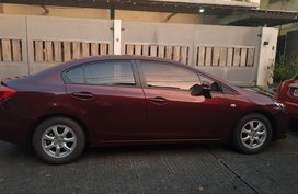 Used Honda Civic 2013 for sale in Quezon City