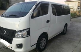 White 2016 Nissan Urvan for sale in Apalit