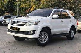 2012 Toyota Fortuner 3.0V 4x4 A/T Diesel