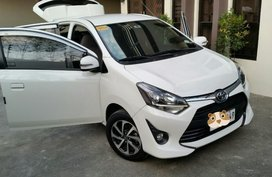 Toyota Wigo 2018 for sale in Baliuag