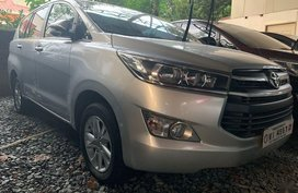 Sell Silver 2016 Toyota Innova in Quezon City