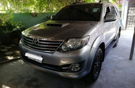 2015 Toyota Fortuner at 70000 km for sale