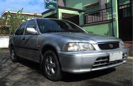Honda City 1998 for sale in Quezon City